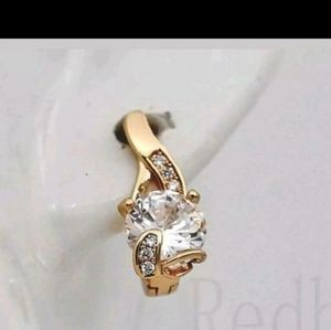 Jewelry - New gf cz earrings